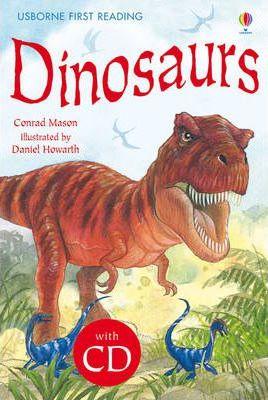 First Reading Three: Dinosaurs - Conrad Mason