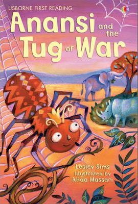 Anansi and the Tug of War - Lesley Sims