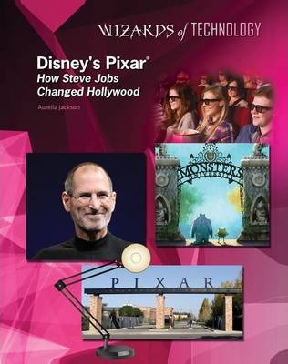 Disney Pixar - Steve Jobs - Wizards of Technology - Lisa Albers
