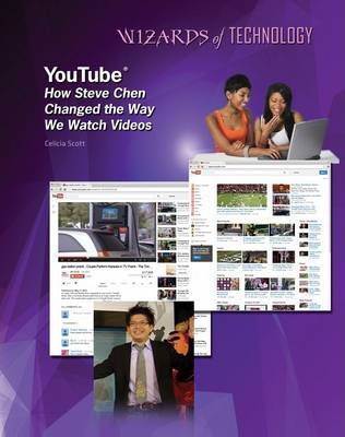 YouTube - Steve Chen - Wizards of Technology - Lisa Albers