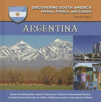 Argentina  - Discovering South America - Charles