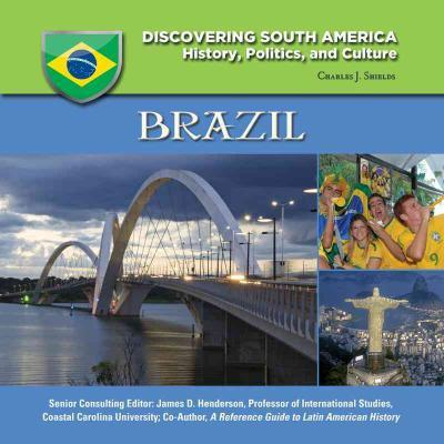 Brazil  - Discovering South America - Charles