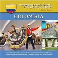 Colombia - Discovering South America - LeeAnne Gelletly