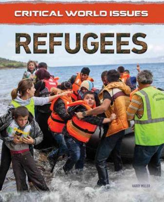 Refugees - Critical World Issues - Crest Mason
