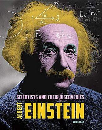 Albert Einstein - Derrick Rain