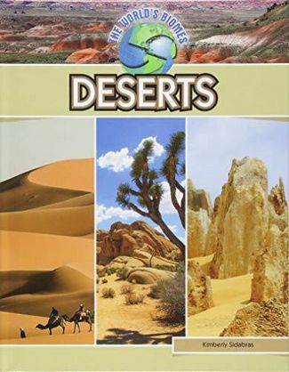 Deserts - Kimberly Sidabras