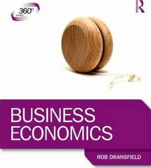 Business Economics - Rob Dransfield