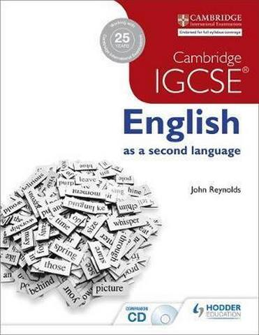 Cambridge IGCSE English as a second language - John Reynolds