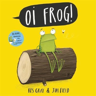 Oi Frog! Big Book - Kes Gray