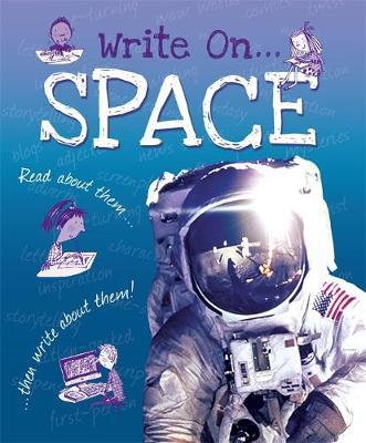 Write On: Space - Clare Hibbert