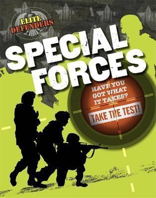 Elite Defenders: Special Forces - Sarah Levete