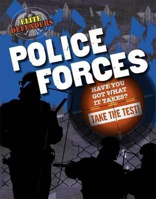 Elite Defenders: Police Forces - Geoff Barker