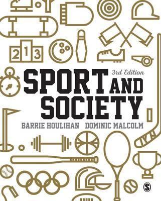 Sport and Society: A Student Introduction - Barrie Houlihan