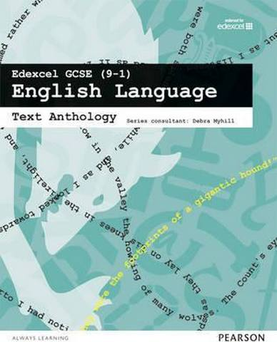 Edexcel GCSE (9-1) English Language Text Anthology: Edxcl GCSE(9-1) EngLang Anthology - David Grant