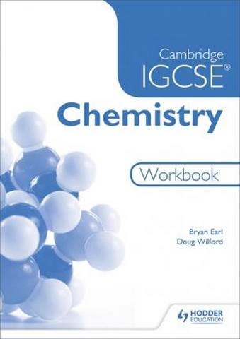 Cambridge IGCSE Chemistry Workbook 2nd Edition - Bryan Earl