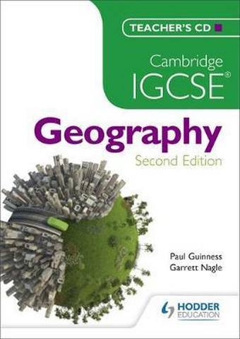 Cambridge IGCSE Geography Teacher's CD - Paul Guinness