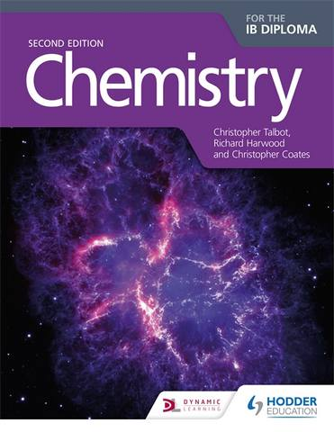 Chemistry for the IB Diploma Second Edition - Christopher Talbot
