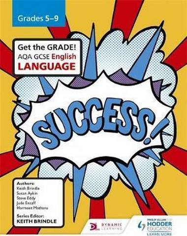 AQA GCSE English Language Grades 5-9 Student Book - Keith Brindle