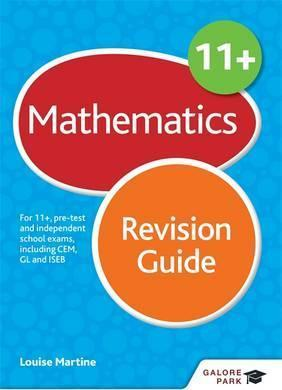 11+ Maths Revision Guide: For 11+