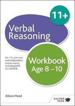 Verbal Reasoning Workbook Age 8-10: For 11+
