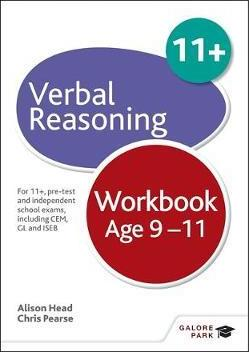 Verbal Reasoning Workbook Age 9-11: For 11+