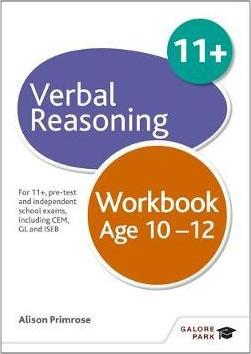 Verbal Reasoning Workbook Age 10-12: For 11+