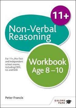 Non-Verbal Reasoning Workbook Age 8-10: For 11+