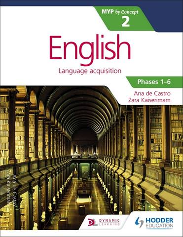 English for the IB MYP 2 - Zara Kaiserimam