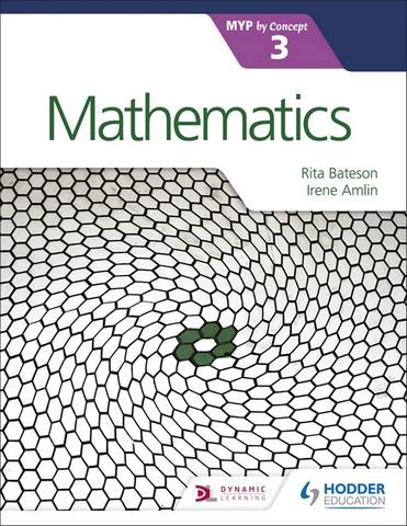 Mathematics for the IB MYP 3 - Irina Amlin