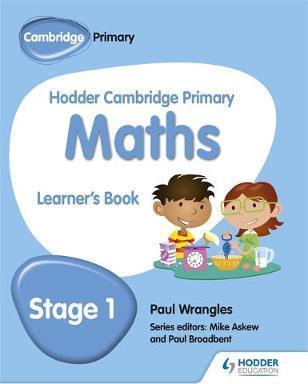 Hodder Cambridge Primary Maths Learner's Book 1 - Paul Wrangles