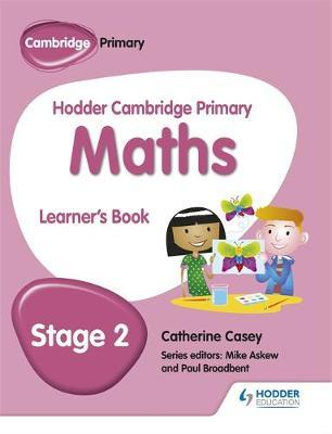 Hodder Cambridge Primary Maths Learner's Book 2 - Catherine Casey