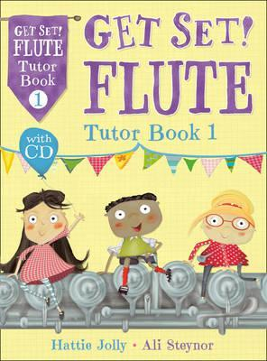 Get Set! Flute Tutor Book 1 with CD - Ali Steynor