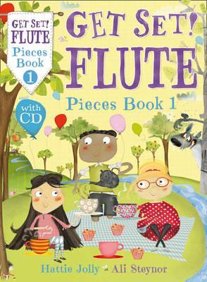 Get Set! Flute Pieces Book 1 with CD - Ali Steynor