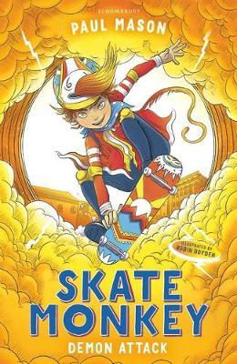 Skate Monkey: Demon Attack - Paul Mason