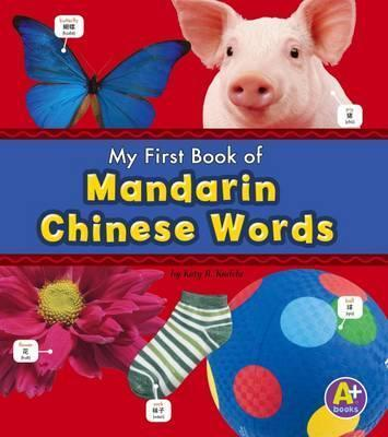 Mandarin Chinese Words - Katy R. Kudela