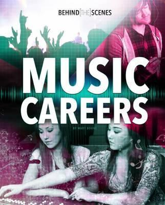 Behind-the-Scenes Music Careers - Mary Boone