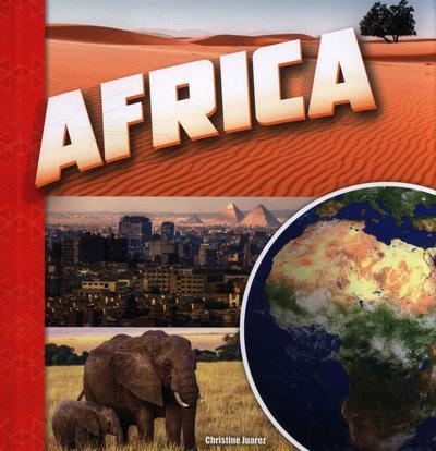Africa - Christine Juarez