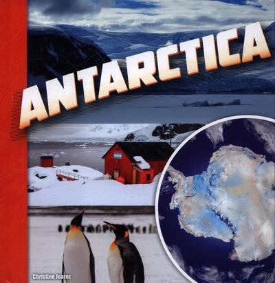 Antarctica - Christine Juarez