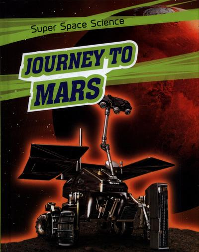 Journey to Mars - David Hawksett