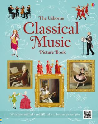 Classical Music Picture Book - Anthony Marks