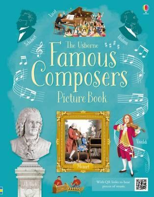 Famous Composers Picture Book - Anthony Marks
