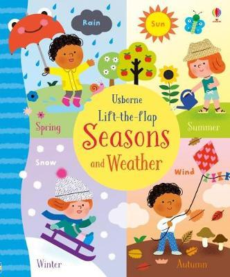 Lift-the-Flap Seasons and Weather - Holly Bathie