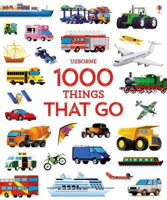1000 Things That Go - Sam Taplin