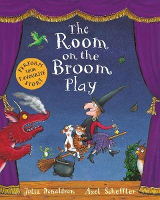 The Room on the Broom Play - Julia Donaldson