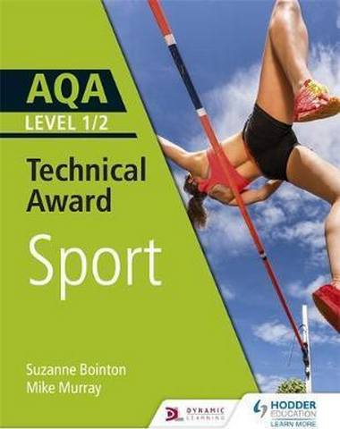 AQA Level 1/2 Technical Award in Sport - Suzanne Bointon