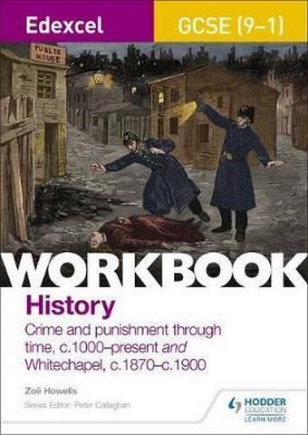 Edexcel GCSE (9-1) History Workbook: Crime and Punishment in Britain