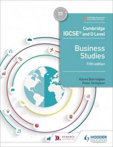 Cambridge IGCSE and O Level Business Studies 5th edition - Karen Borrington