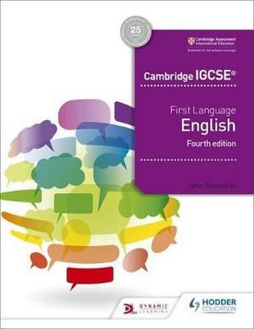 Cambridge IGCSE First Language English 4th edition - John Reynolds