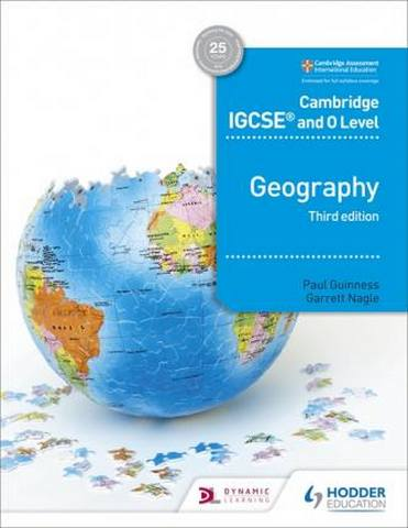 Cambridge IGCSE and O Level Geography 3rd edition - Paul Guinness