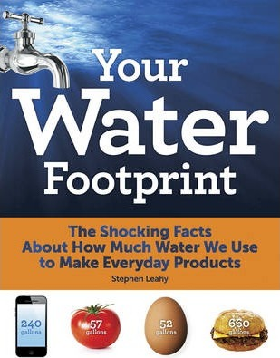 Your Water Footprint: The Shocking Facts About How Much Water We Use to Make Everyday Products - Stephen Leahy
